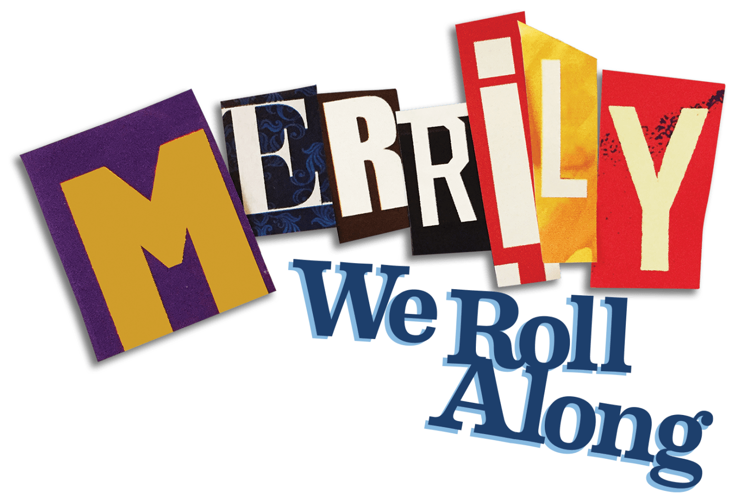 Artwork for Merrily We Roll Along
