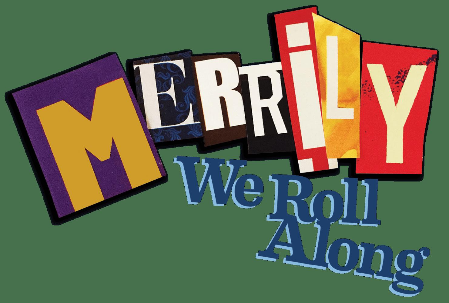 Artwork for Merrily We Roll Along