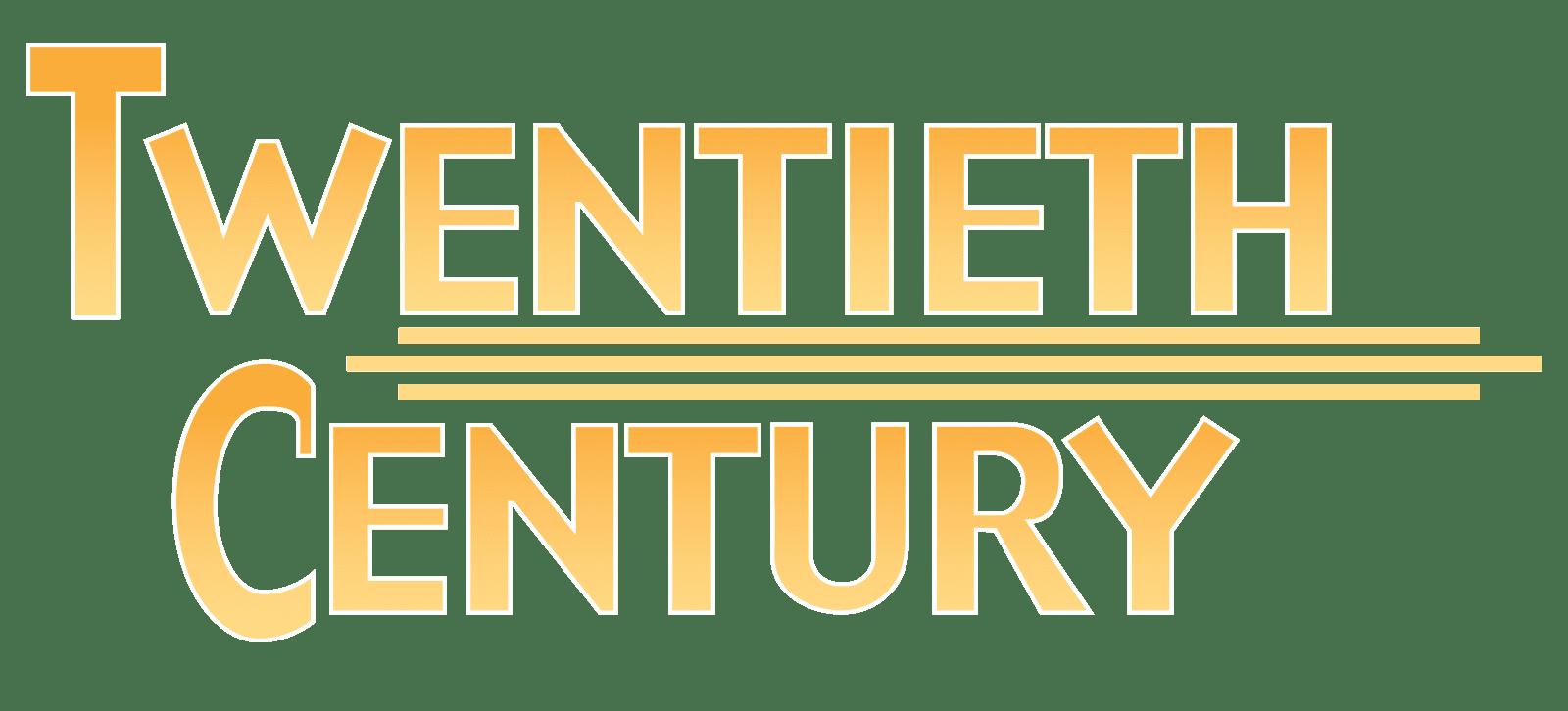 Artwork for Twentieth Century