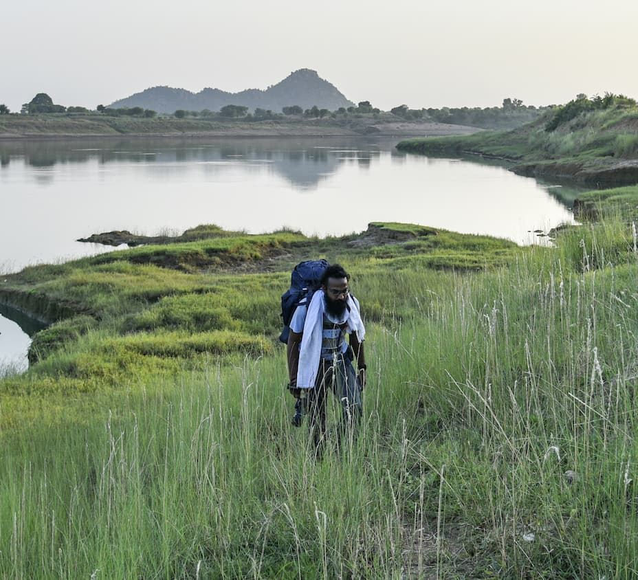 Going with the Flow: Exploring India's River Systems, One Step at a Time