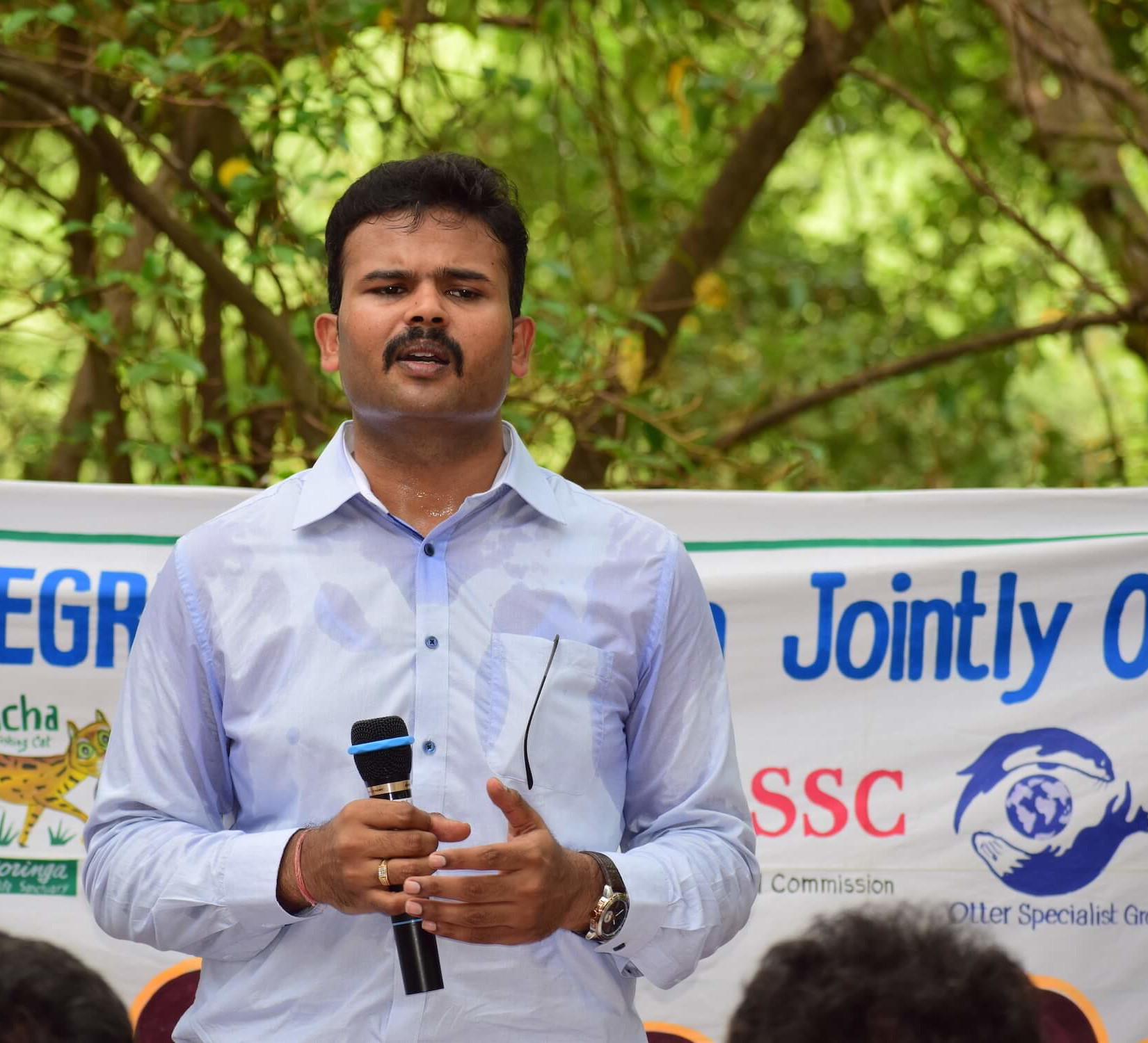 Anant Shankar: Saving the Mangroves of the Godavari Delta