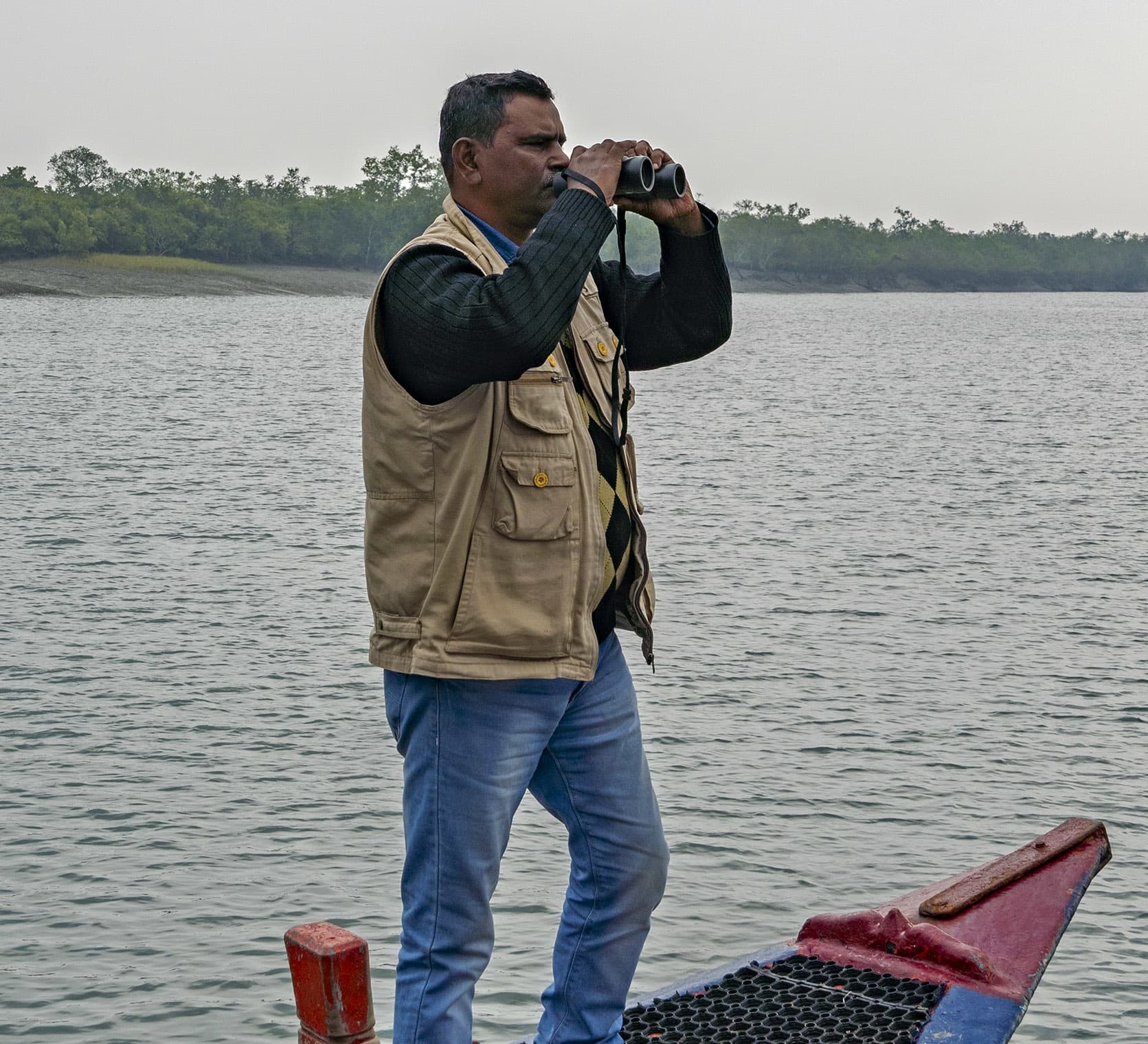 Anil Mistry: The Ex-Poacher Who Rescues Tigers