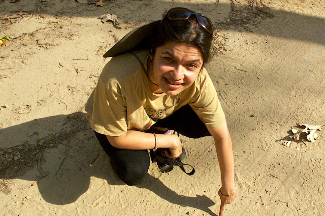 Prerna Singh Bindra: One with the Wild