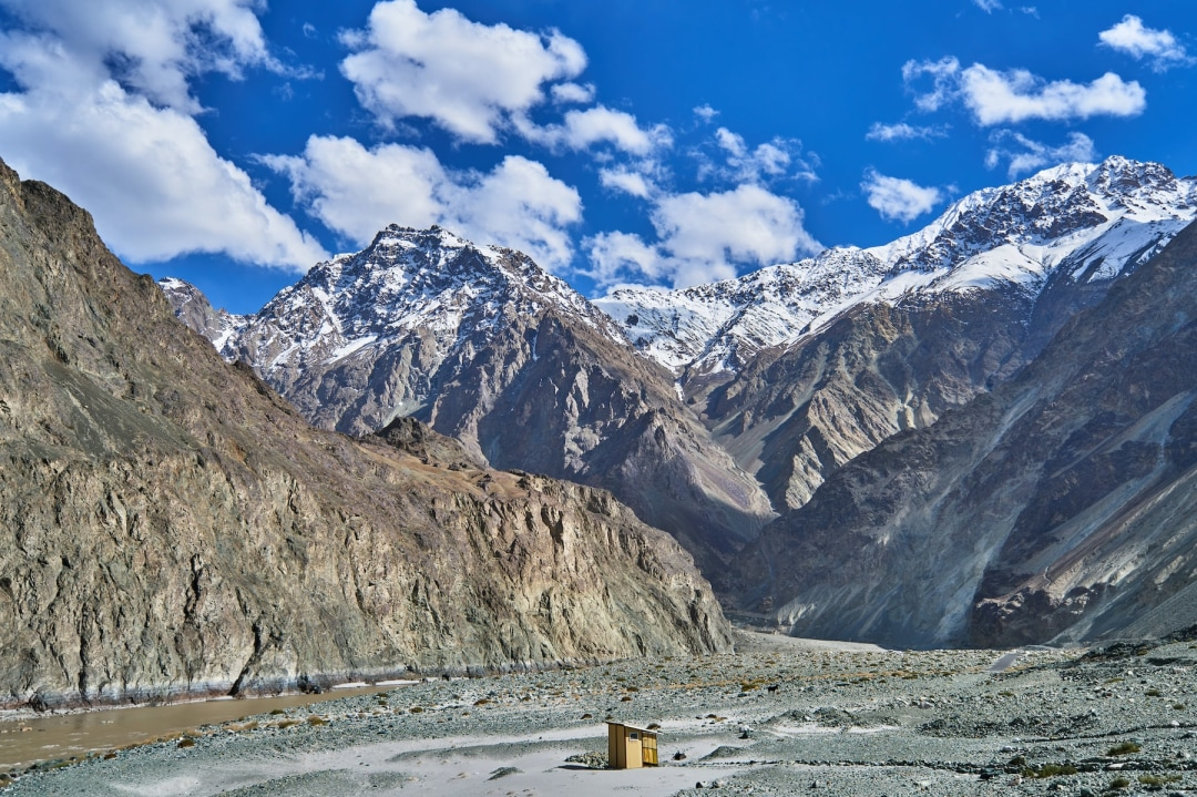 High and Dry: The Gradual Erosion of Ladakh's 'Dry Toilet' Culture