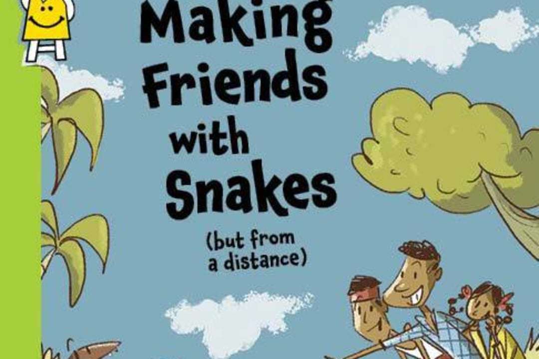 Snakes Can Be Friends Too