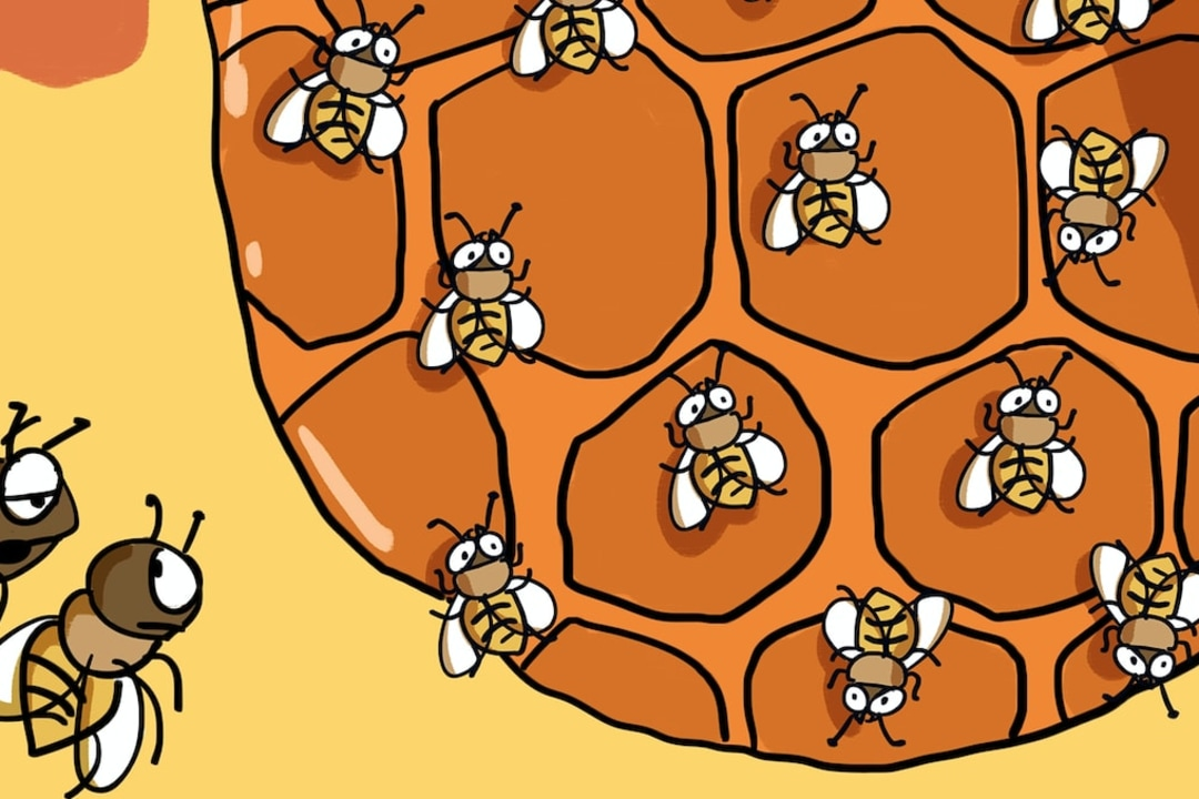 On World Bee Day, Bees have a Lesson for Humankind