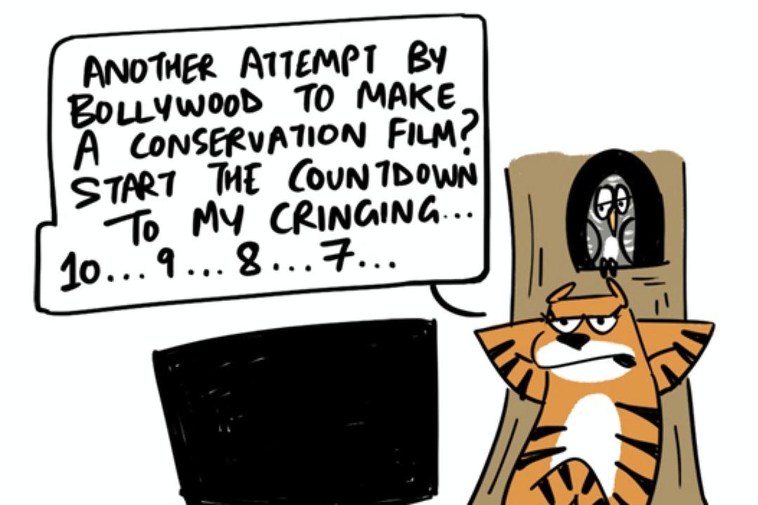 A Wild Premier: A Tigress Reviews the Film 'Sherni'