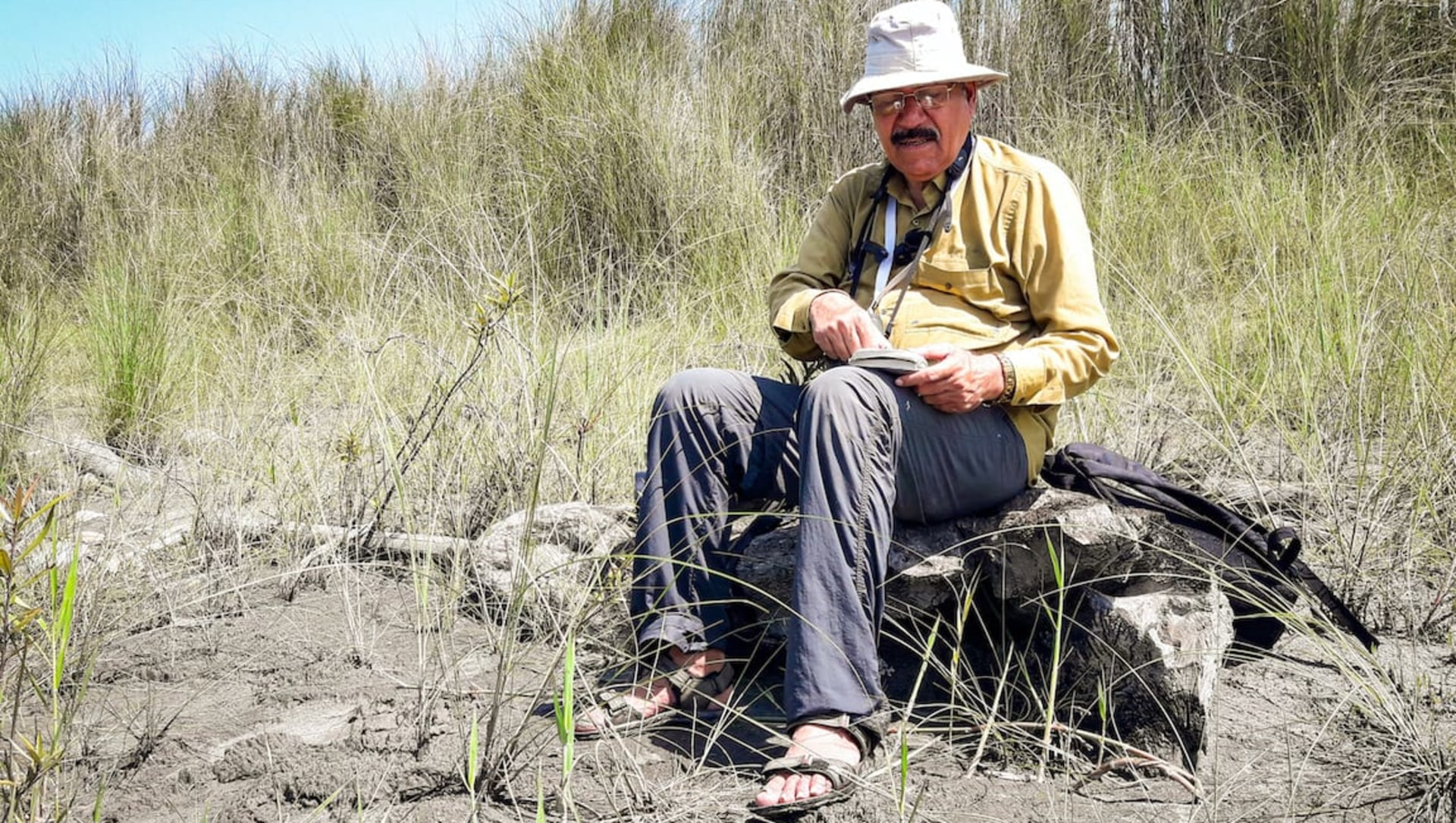 Asad Rahmani and his Five-decade Long 'Vacation' in Conservation