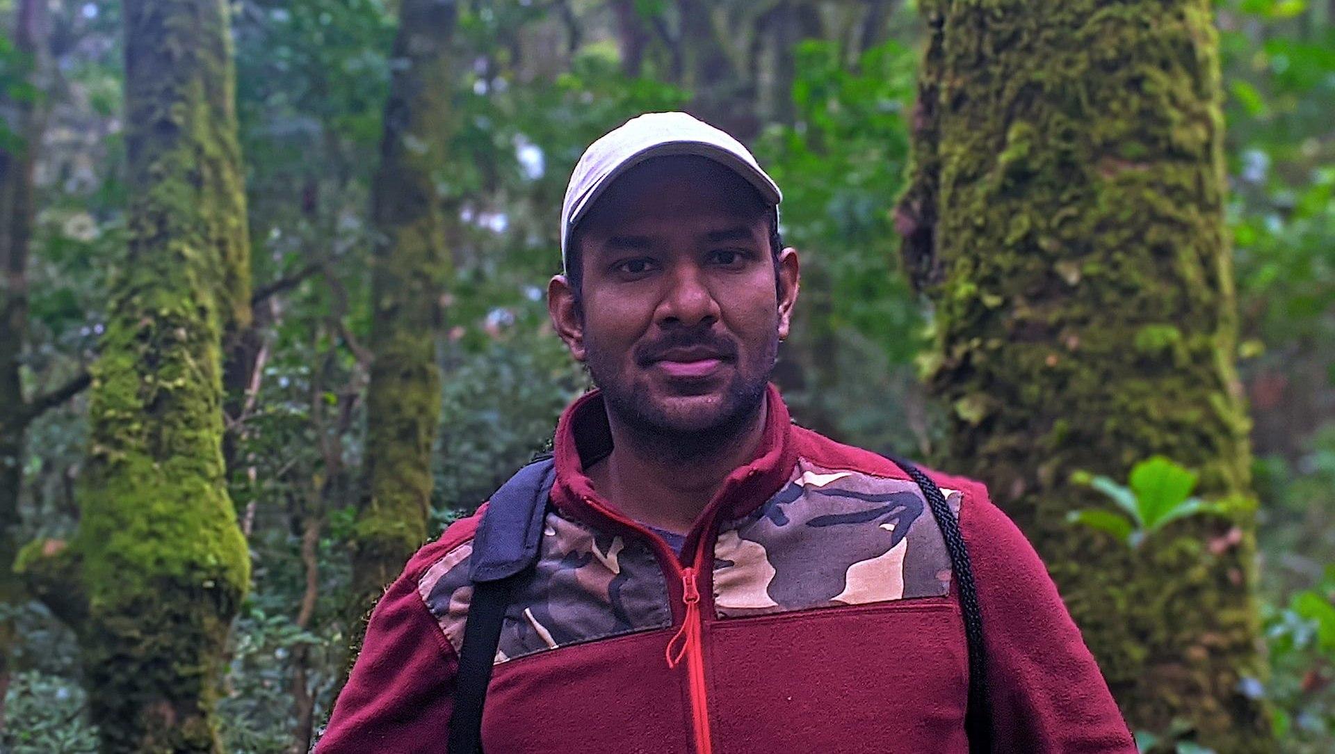 Vasanth Bosco: Choosing the Promise of the Present