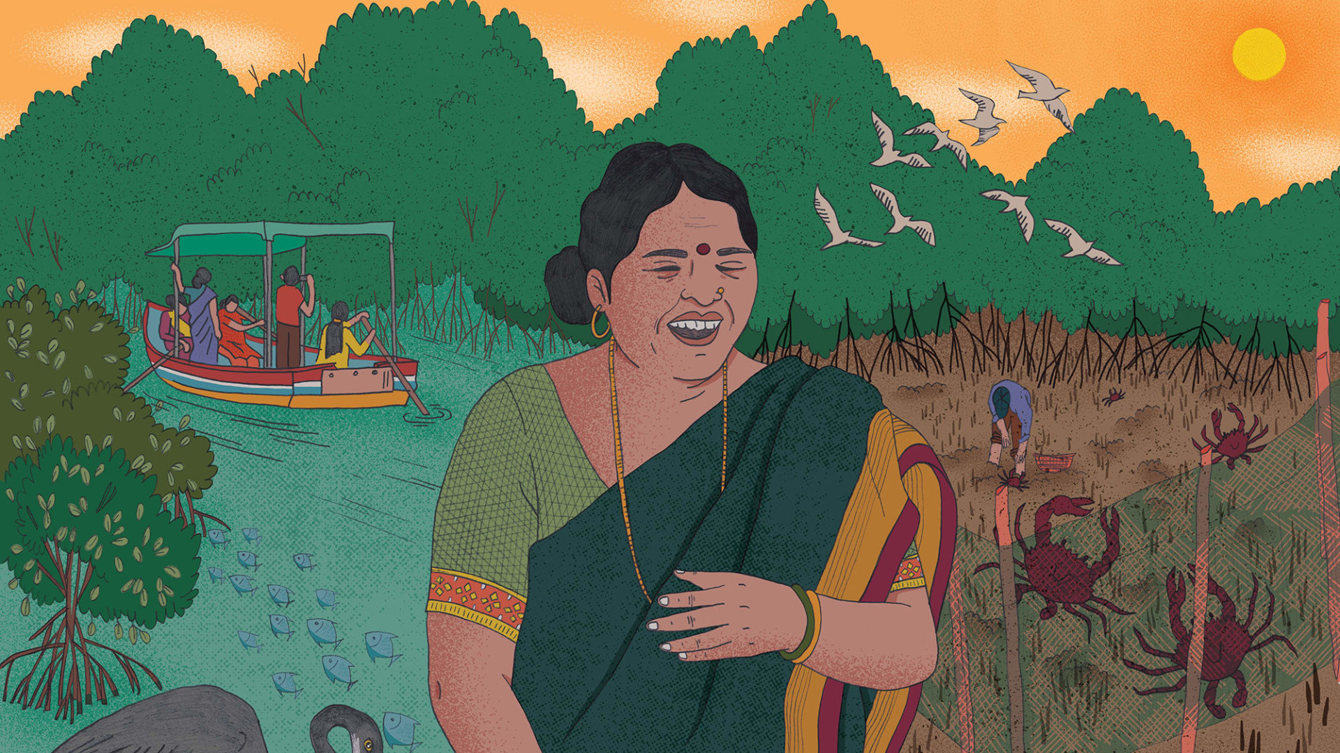 Coast Guards: How Women are Protecting Sindhudurg's Mangroves