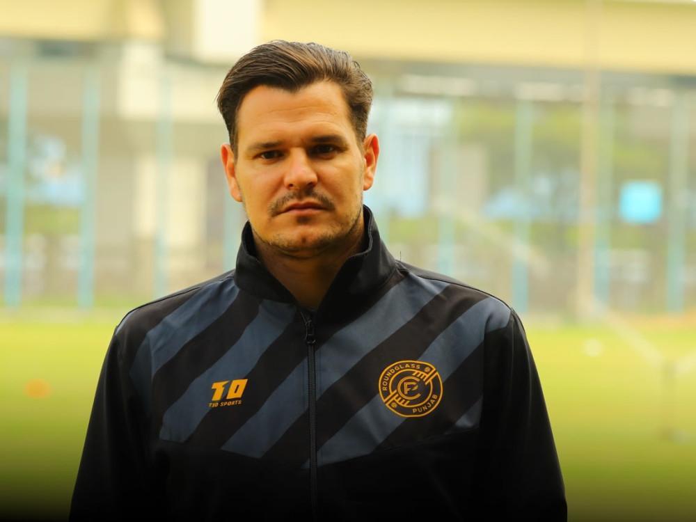 Nikolaos Topoliatis joins RoundGlass Punjab FC