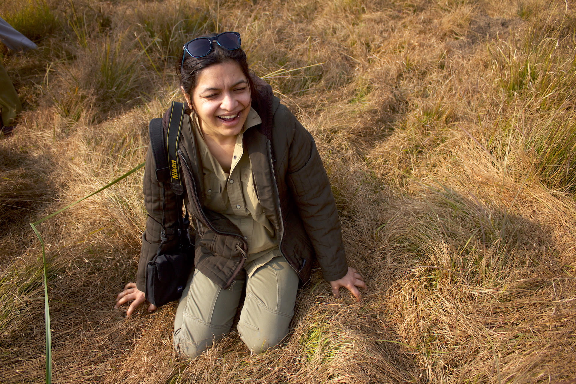 Prerna Singh Bindra has been a journalist, researcher, writer, conservationist, and activist. Photo: Cara Tejpal