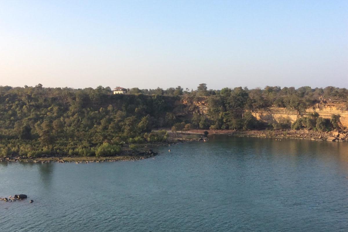The Indravati river. Photo: Deepanwita Gita Niyogi.
