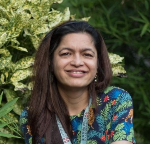 Prerna Singh Bindra