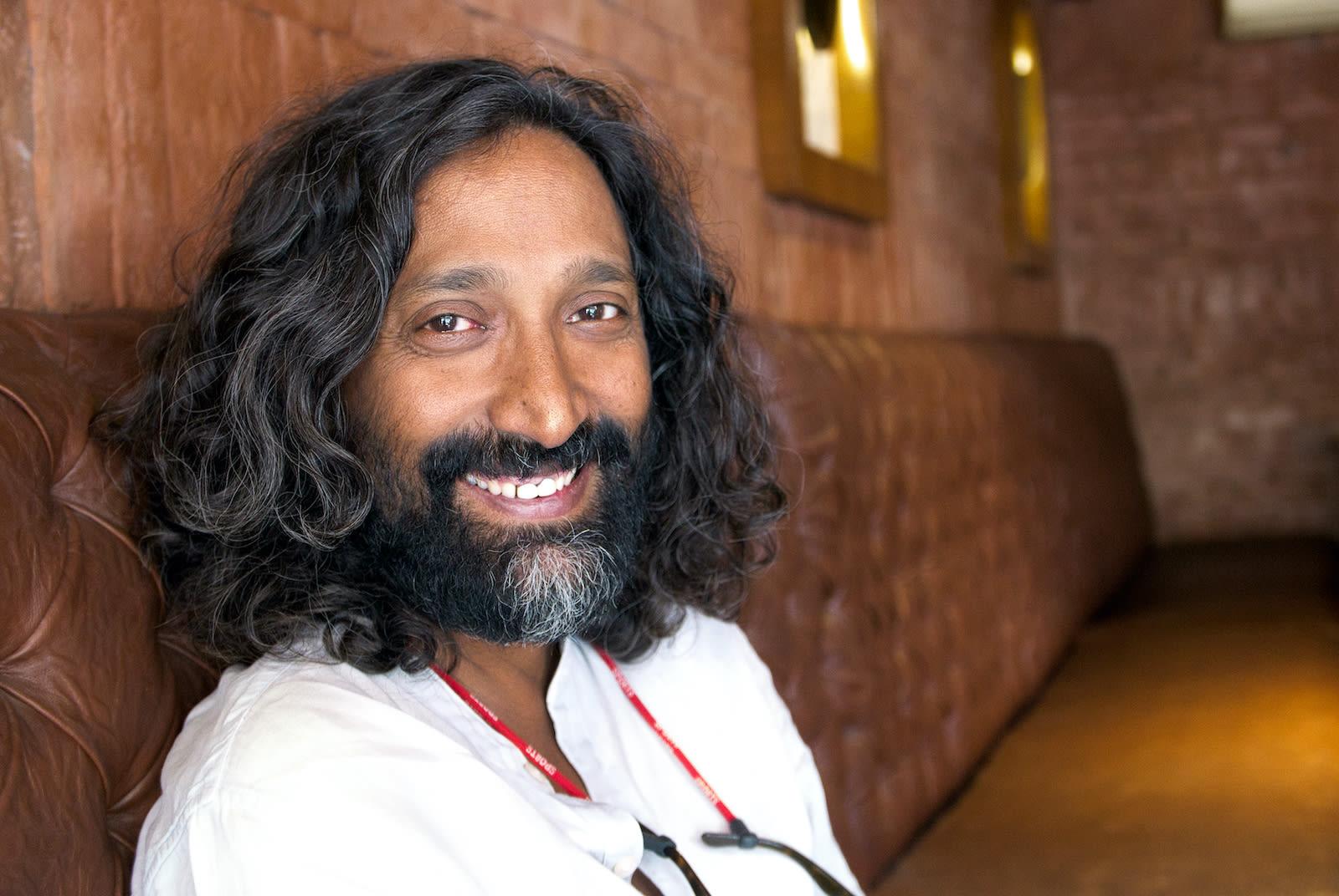 Painting a Canvas: Vijay Dhasmana, The Rewilder