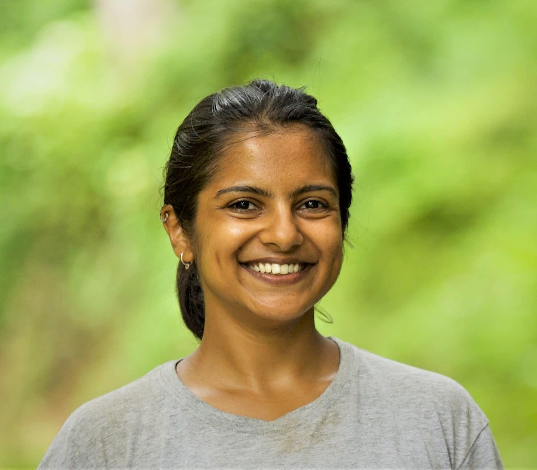 Ashwini V Mohan