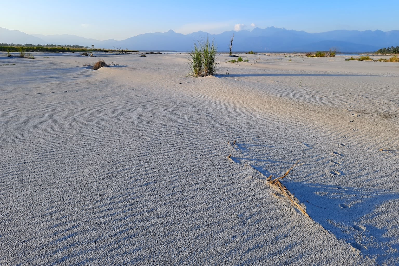 Flood plains of Dering Memorial Wildlife Sanctuary