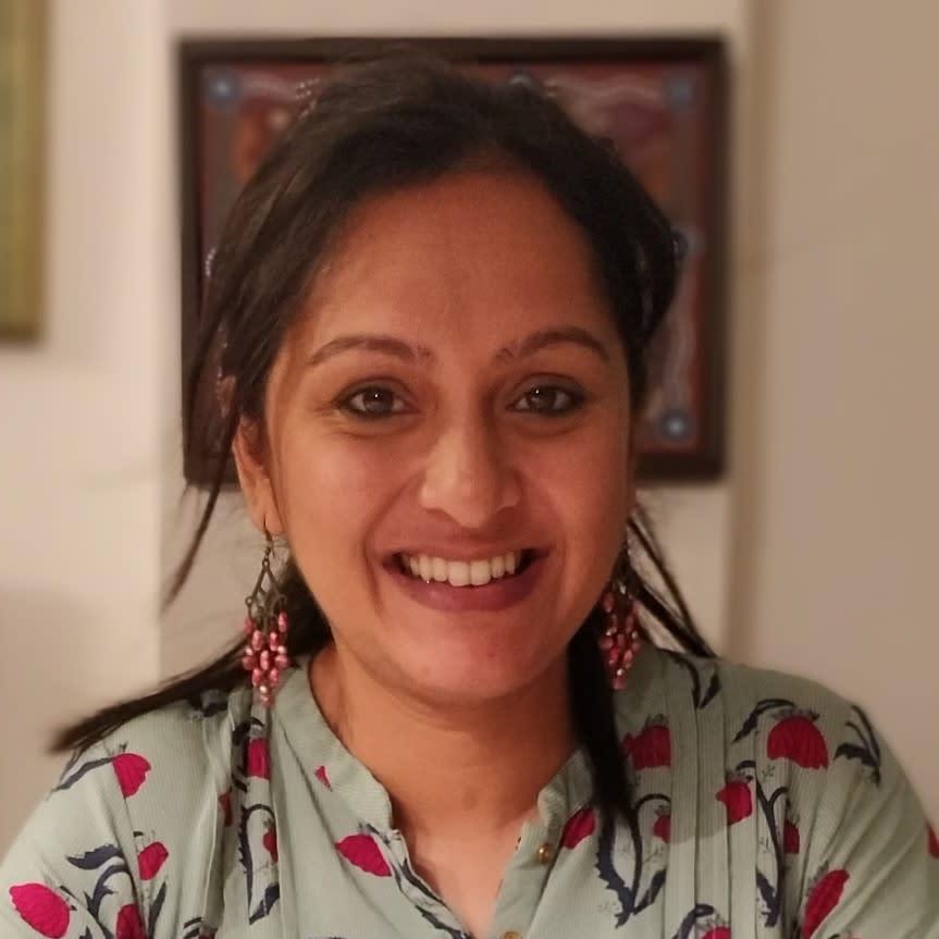 Dr Coralie D'Lima