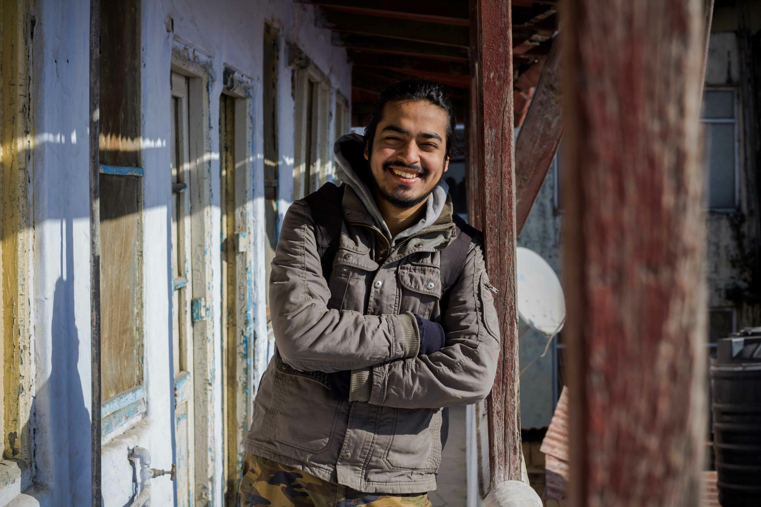 Sudarshan Shaw: Finding Divinity in Nature