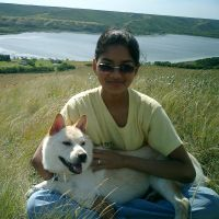 Shreyashi's dog boarding