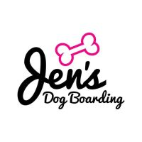 Jenna's dog boarding