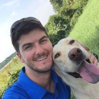 dog walker Reggie
