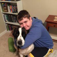 dog walker Blake