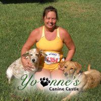 dog walker Yvonne