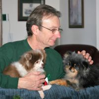 pet sitter Richard