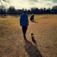 dog walker Kedrick