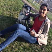 dog walker Snehaja