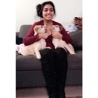 pet sitter Estephania