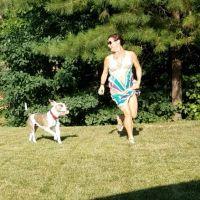 dog walker Rissa