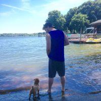 Ben's dog boarding