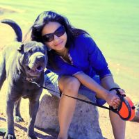 dog walker Richa