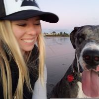 dog walker Justine