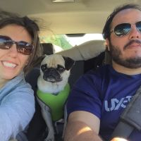 pet sitter Tony & Kerry
