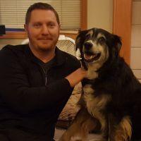 dog walker Reid