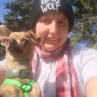 dog walker Sylvie