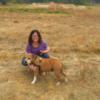 dog walker Shauna