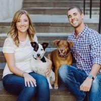 dog walker Kayla & Evan