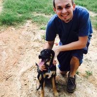 dog walker Derrick