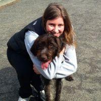 dog walker Malea