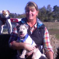 pet sitter Candace and Ron
