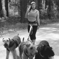 dog walker Alecrazandra