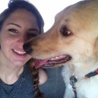 dog walker Alison