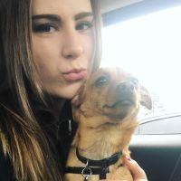 dog walker Lindsy