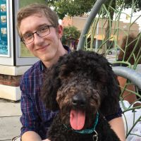 dog walker Trey