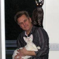 pet sitter Steve