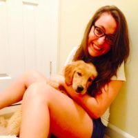 dog walker Cassy
